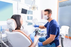 dentist discusses cosmetic dental flaws